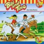 Die Osterferien / Bibi & Tina Bd.26 (1 Audio-CD)