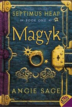 Magyk /Septimus Heap, English edition / Bd.1 - Sage, Angie