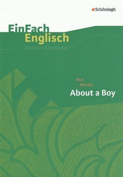 About a Boy: inkl. Filmanalyse - Hornby, Nick; Groschwald, Michael