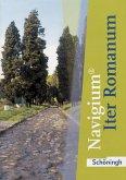 Navigium Iter Romanum, Neubearbeitung, 1 CD-ROM / Iter Romanum