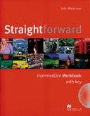 Straightforward Intermediate. Workbook with Key and Audio-CD