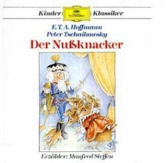 Der Nußknacker, 1 CD-Audio - Hoffmann, E. T. A.