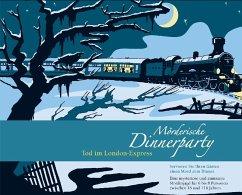 Mörderische Dinnerparty, Tod im London-Express (Spiel)