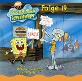 SpongeBob Schwammkopf, 1 Audio-CD. Folge.19