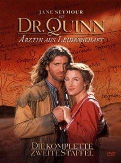 Dr. Quinn - Ärztin aus Leidenschaft, Staffel 2, 5 DVDs