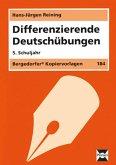 Differenzierende Deutschübungen. 5. Schuljahr