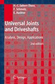 Universal Joints and Driveshafts
