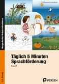 Täglich 5 Minuten Sprachförderung. 1./2. Klasse