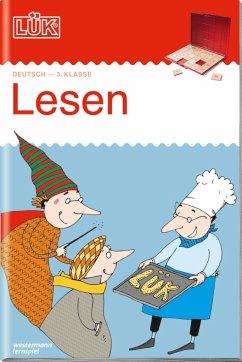 LÜK Lesen 3. Klasse