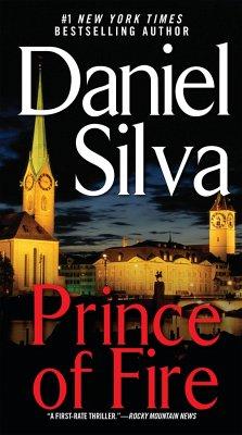 Prince of Fire - Silva, Daniel