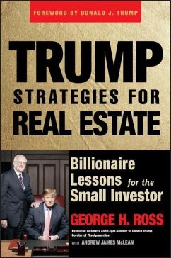 Trump Strategies for Real Estate - Ross, George H.; McLean, Andrew James