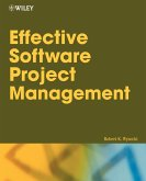 Effective Software Project Management