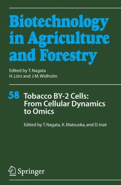 Tobacco BY-2 Cells: From Cellular Dynamics to Omics - Nagata, T. / Matsuoka, K. / Inzé, D.