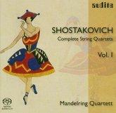 Streichquartette 1,2 & 4