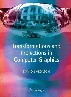Transformations and Projections in Computer Graphics - Salomon, David