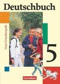 Deutschbuch Grundausgabe 5. Schuljahr. Schülerbuch. Neubearbeitung
