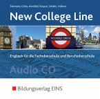 New College Line, 2 Audio-CDs