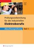 Prüfungsvorbereitung für die neugeordneten Elektroberufe Teil 1 Industrie. Arbeitsbuch