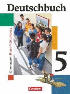 Deutschbuch Gymnasium 05.9. Schuljahr. Schülerb...