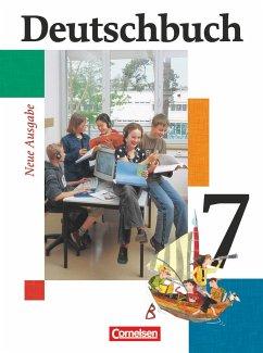 Deutschbuch Gymnasium 7. Schuljahr. Schülerbuch. Allgemeine Ausgabe. Neubearbeitung - Brenner, Gerd