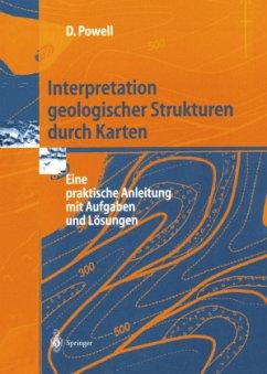 Interpretation geologischer Strukturen durch Karten - Powell, Derek