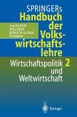Springers Handbuch der Volkswirtschaftslehre 2