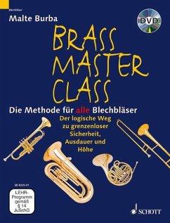 Brass Master-Class, m. DVD