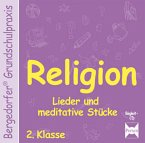 Religion, 2. Schuljahr, 1 Audio-CD