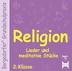Religion, 2. Schuljahr, 1 Audio-CD