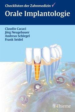 Checkliste Orale Implantologie