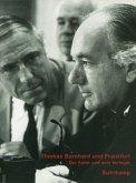 Thomas Bernhard und Frankfurt. Der Autor und sein Verleger