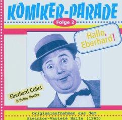 Komiker-Parade Folge 02 - Cohrs,Eberhard & Boelke,Bobby