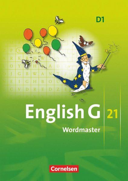 English G 21. Ausgabe D 1. Wordmaster Bd.1 - Neudecker, Wolfgang