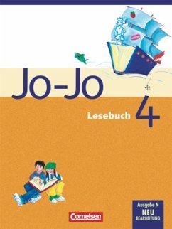 Jo-Jo Lesebuch - Ausgabe N. 4. Schuljahr - Schü...