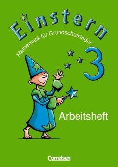 Arbeitsheft / Einstern Bd.3 - Bauer, Roland