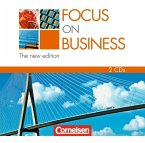 2 Audio-CDs / Focus on Business, The New Edition (2006)
