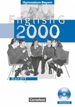 English G 2000. Ausgabe Gymnasium Bayern. Band ...