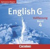 English G 4. 8. Jahrgangsstufe. 2 CDs. Gymnasium Bayern. Neubearbeitung