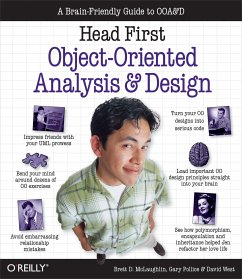 Head First Object-Oriented Analysis and Design - McLaughlin, Brett; Pollice, Gary; West, David