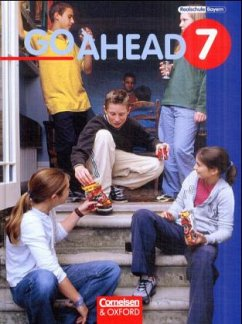 Go Ahead 7. Schülerbuch. Bayern