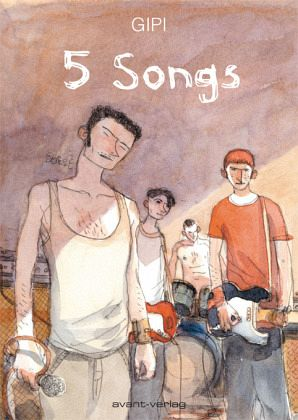 5 Songs - Gipi
