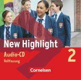 New Highlight - Allgemeine Ausgabe - Band 2: 6. Schuljahr / New Highlight, Hauptschule 2