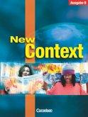 New Context - Ausgabe B. Schülerbuch