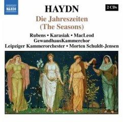 Die Jahreszeiten - Morten Schuldt-Jensen/Leipziger Kammerorchester