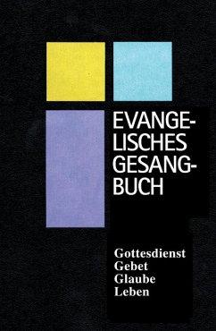 Evangelisches Gesangbuch für Sehbehinderte, Stammteil