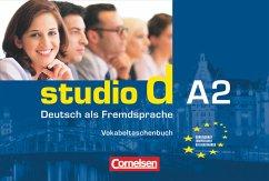studio d.A 2. Deutsch als Fremdsprache. Vokabel...