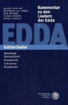 Götterlieder / Kommentar zu den Liedern der Edda Bd.2