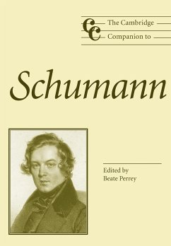 The Cambridge Companion to Schumann - Perrey, Beate (ed.)