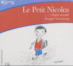 Le Petit Nicolas, 2 Audio-CDs
