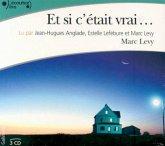 Et si c'etait vrai, 3 Audio-CDs\Solange du da bist, 3 Audio-CDs, französische Version
